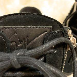Giuseppe Zanotti Shoes - Giuseppe Zanotti Wedge Heel Sneakers